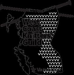 West Coast Knitters Guild logo