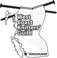 West Coast Knitters Guild logo